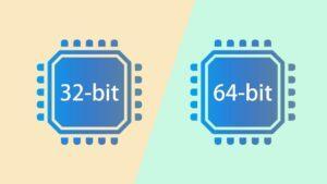 32 va 64 bitli Windows'lar o'rtasidagi farq