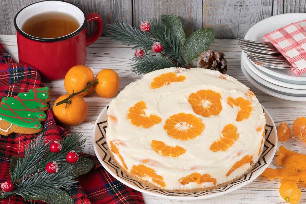 Mandarinli tart