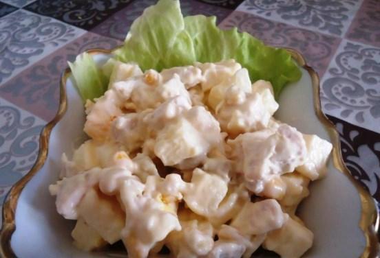 Bir zumda salati
