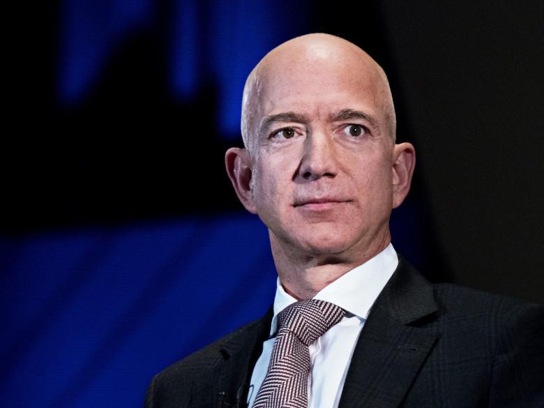 Jeff Bezos, Amazon asoschisi