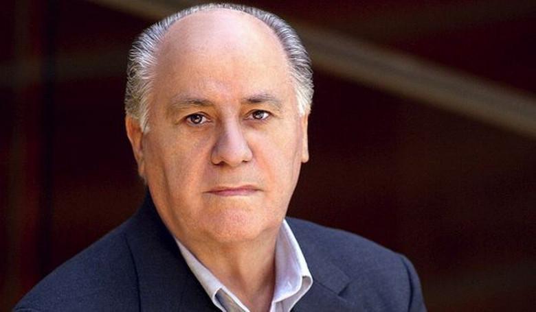 Amansio Ortega, ZARA asoschisi
