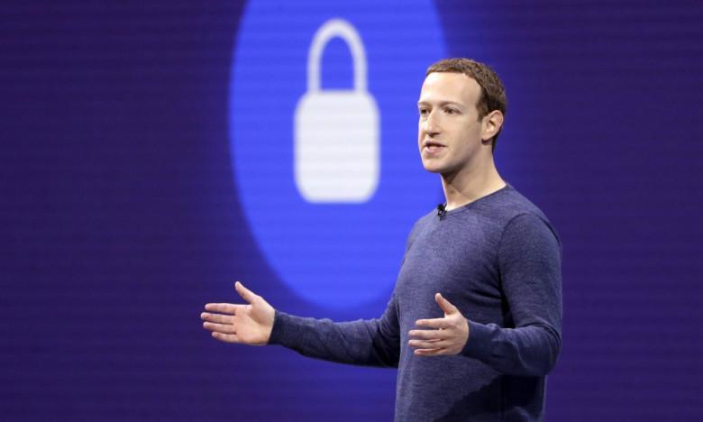 Mark Sukerberg, Facebook asoschisi