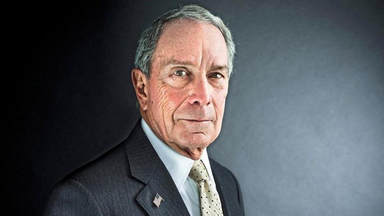 Maykl Blumberg, Bloomberg asoschisi