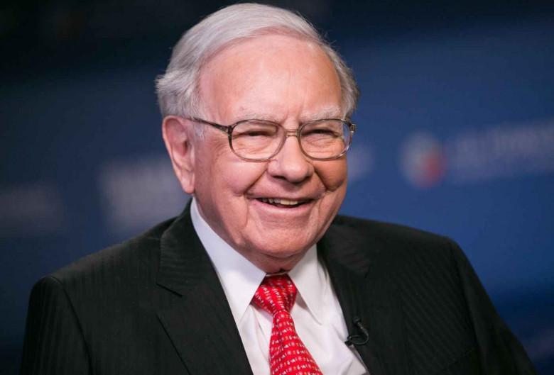 Uorren Baffet, Berkshire Hathaway rahbari