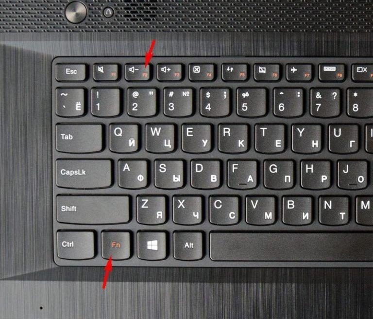 Вызов Биоса на ноутбуке Леново