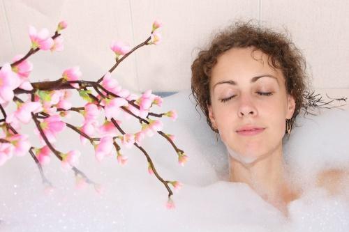 Лечебные ванны: приятно и эффективно
