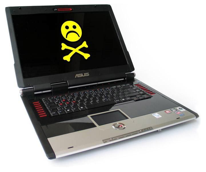 Что делать, если ноутбук не включается - ноутбук не включается