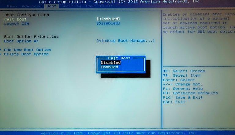 Как зайти в безопасный режим Windows 10 через Биос
